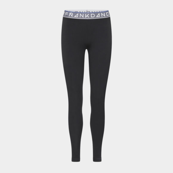 frank dandy sorte bambus leggings